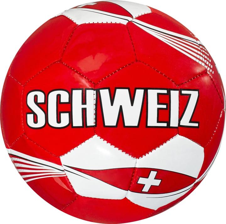Suisse Mini-ballon de football Extend 461937399930 Couleur rouge Taille one size Photo no. 1