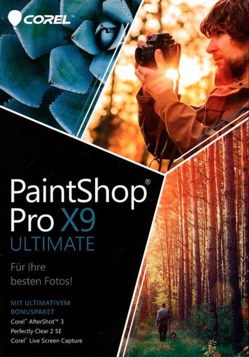 PC- PaintShop X9 Ultimate (D) Corel 785300122224 Photo no. 1