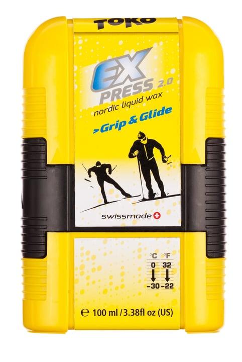 Express Grip & Glide Pocket Cire pour ski de fond Toko 494108100000 Photo no. 1