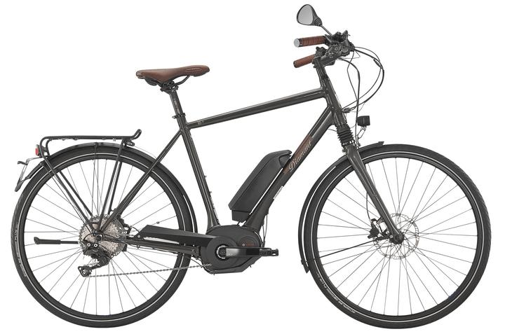 """825+ Trekking Speed Herren 28"""" vélo electrique speed Diamant 490182105520 Couleur noir Tailles du cadre 55 Photo no. 1"""