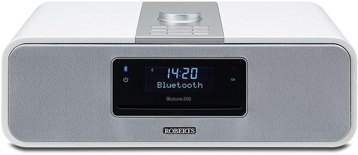 BluTune 200 - Bianco Micro HiFi System Roberts 785300145295 N. figura 1