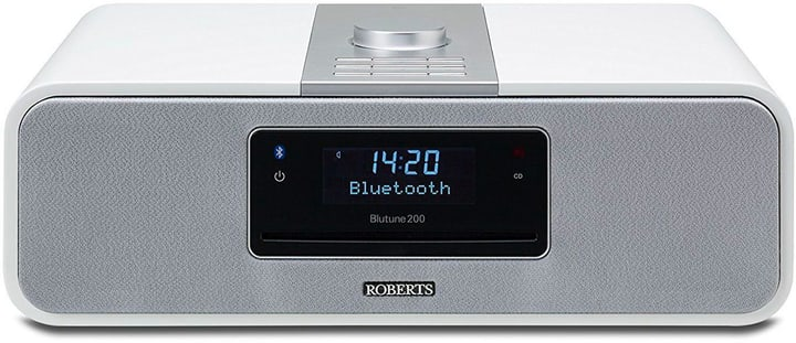 BluTune 200 - Weiss Micro HiFi System Roberts 785300145295 Bild Nr. 1