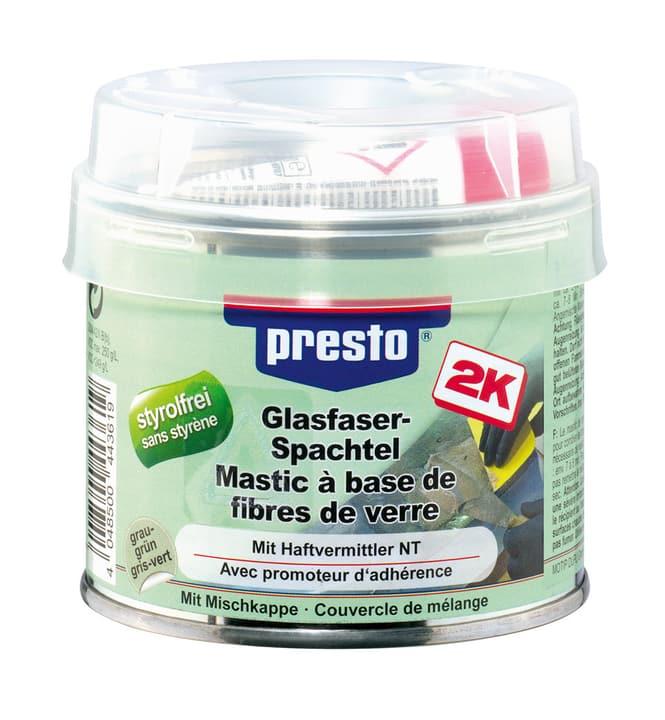 Mastic à base de fibre de verre 2K 250 g Mastic Presto 621501300000 Photo no. 1
