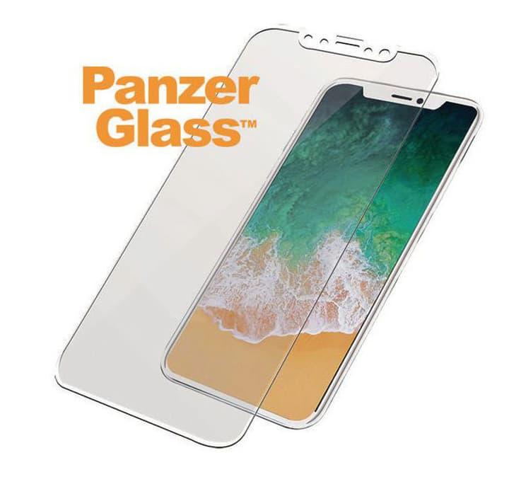 Case Friendly iPhone X - weiss Schutzfolie Panzerglass 785300134553 Bild Nr. 1