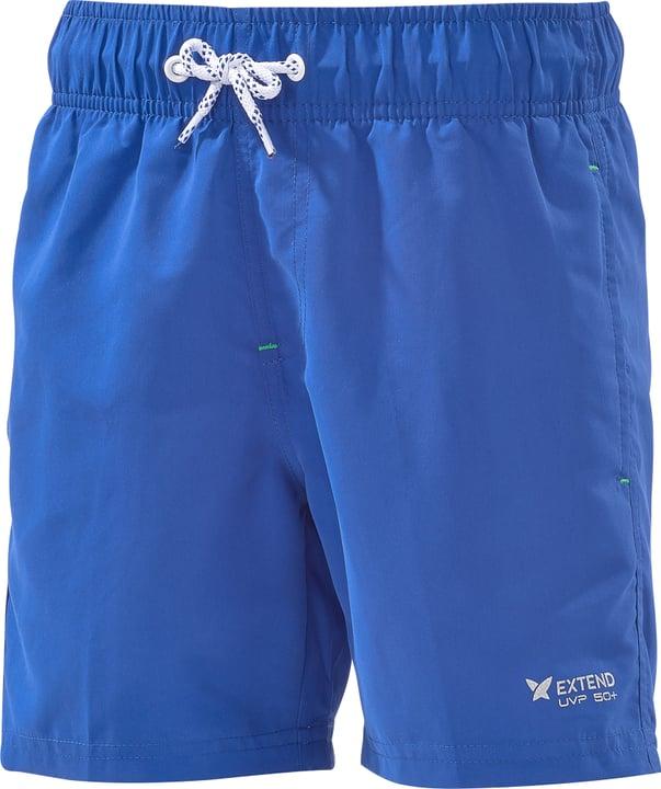 Short U.V.P. pour garçon Extend 464524112840 Couleur bleu Taille 128 Photo no. 1
