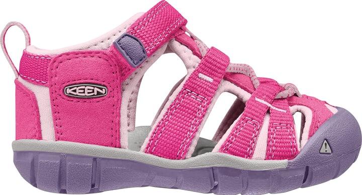 Seacamp II CNX Kinder-Sandale Keen 460886319029 Farbe pink Grösse 19 Bild-Nr. 1