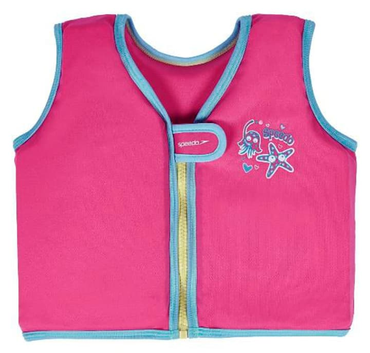 Sea Squad Swim Vest Schwimmhilfe 15-20 kg Speedo 491088300429 Farbe pink Grösse M Bild-Nr. 1