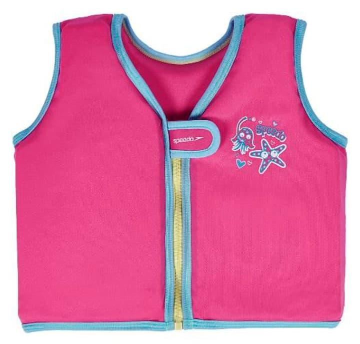 Sea Squad Swim Vest Accessoire de natation -15 kg Speedo 491088300329 Couleur magenta Taille S Photo no. 1