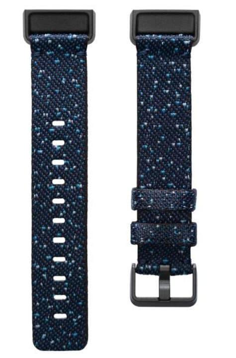 Charge 4 Bracelet Woven Night L Bracelet Fitbit 785300152377 Photo no. 1