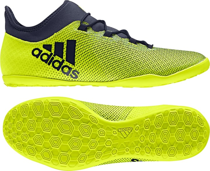 X Tango 17.3 IN Chaussures de football pour homme Adidas 493113940050 Couleur jaune Taille 40 Photo no. 1