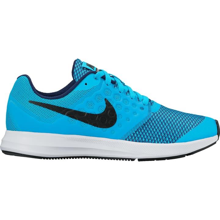 Downshifter 7 Scarpa da bambino running Nike 460657035540 Colore blu Taglie 35.5 N. figura 1