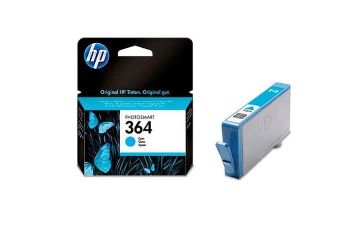 CB318EE Tintenpatrone Nr. 364 cyan Tintenpatrone HP 797506800000 Bild Nr. 1