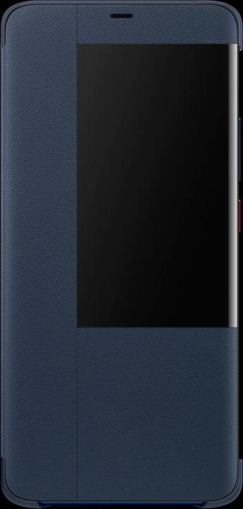 Smart View Flip Cover bleu foncé Coque Huawei 785300140396 Photo no. 1