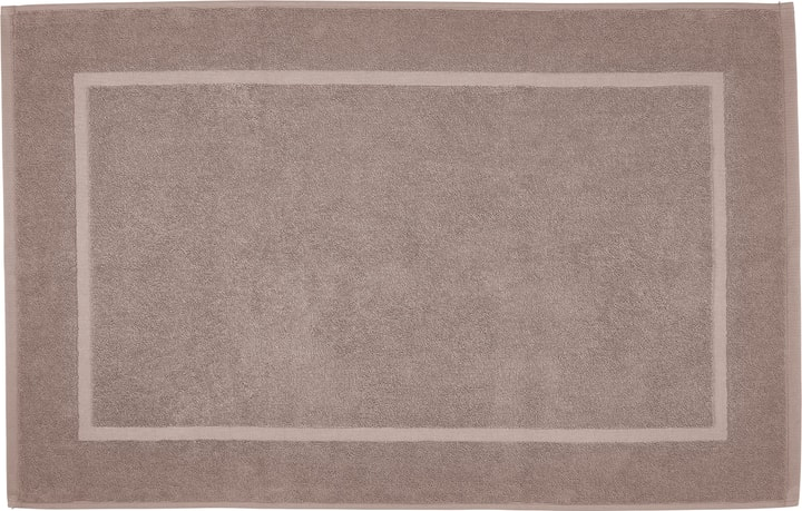 NATURAL FEELING Frottiermatte 450873121569 Farbe Taupe Grösse B: 50.0 cm x H: 80.0 cm Bild Nr. 1