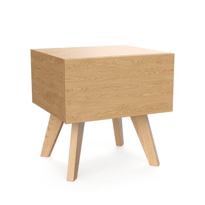 MARA Table de nuit 364310200000 Couleur Chêne Dimensions L: 49.7 cm x P: 44.9 cm x H: 46.0 cm Photo no. 1