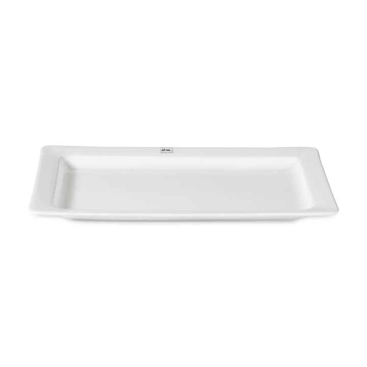 GRANDE Plateau ASA 393000134224 Dimensions L: 45.0 cm x P: 28.0 cm x H: 3.2 cm Couleur Blanc Photo no. 1