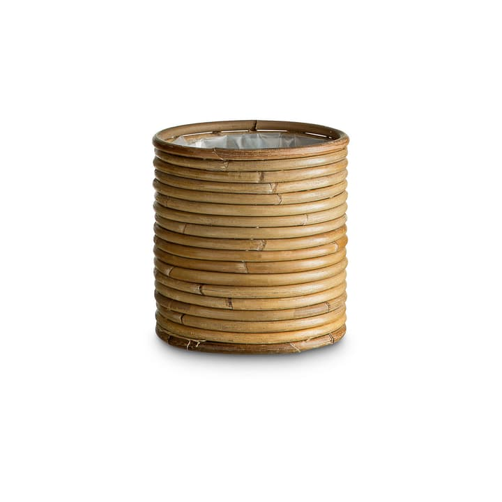 SIDARTH Cache-pot 382044100000 Dimensions L: 14.0 cm x P: 14.0 cm x H: 14.0 cm Couleur Nature Photo no. 1