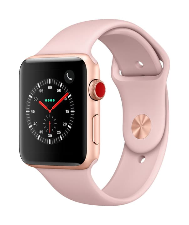 Watch Series 3 GPS/LTE 42mm gold/pinksand Apple 785300130048 N. figura 1