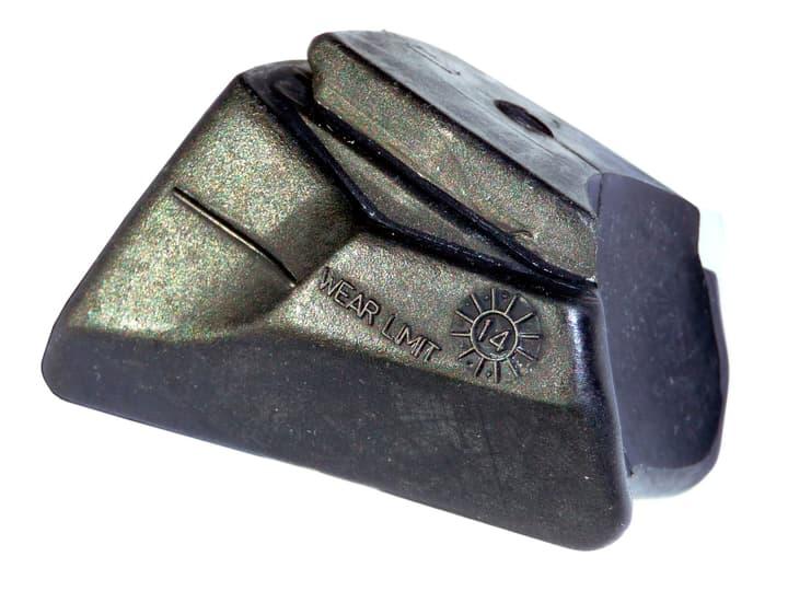 Rollerblade Stopper standard Freno di ricambio pattini in linea Rollerblade 492448900000 N. figura 1