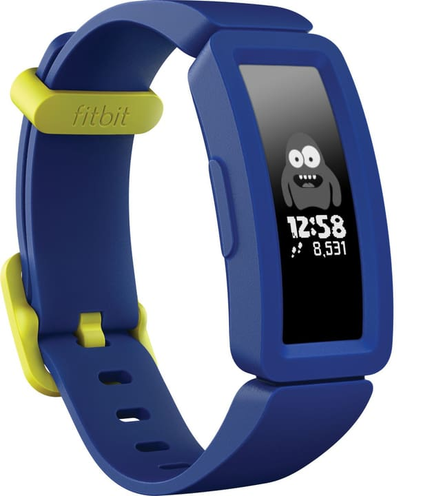 Ace 2 Night Sky / Neon Yellow Activity Tracker Fitbit 798478700000 Photo no. 1