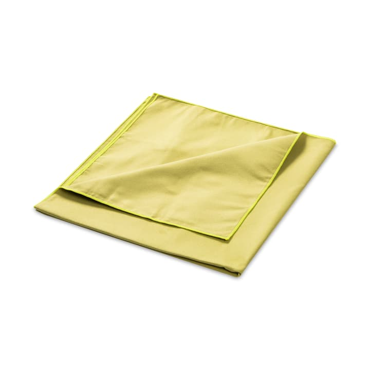 JIL serviette de plage microfibre 374143600237 Dimensions L: 70.0 cm x P: 140.0 cm Couleur Vert Photo no. 1