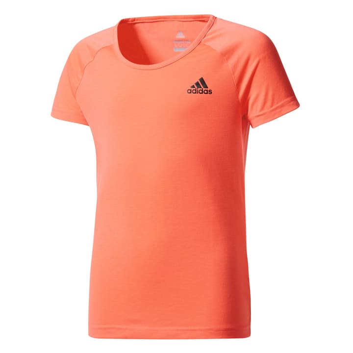YG PRIME TEE Maillot pour fille Adidas 464518814057 Couleur corail Taille 140 Photo no. 1
