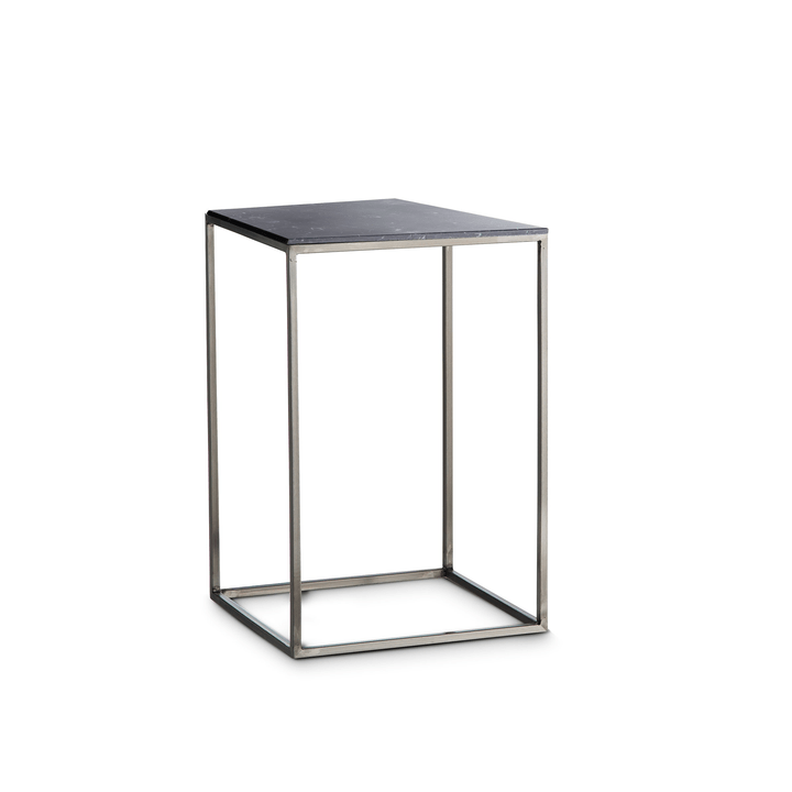 COFFEE table d'appoint 362234000000 Dimensioni L: 30.0 cm x P: 30.0 cm x A: 46.0 cm Colore Nero varie fantasie N. figura 1