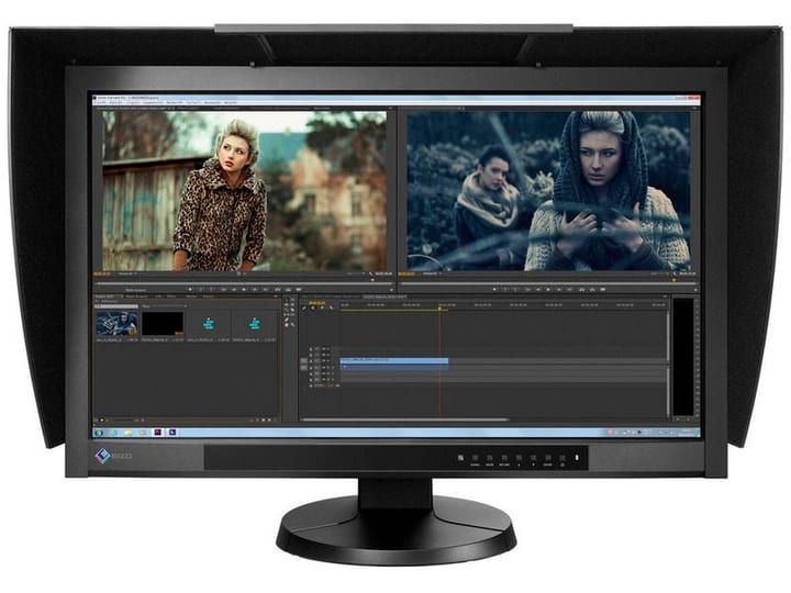 "ColorEdge CG277 27"" Monitor EIZO 785300124070 Bild Nr. 1"
