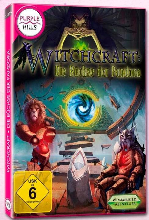 PC - Purple Hills: Witchcraft - Die Büchse der Pandora (D) Physique (Box) 785300133091 Photo no. 1