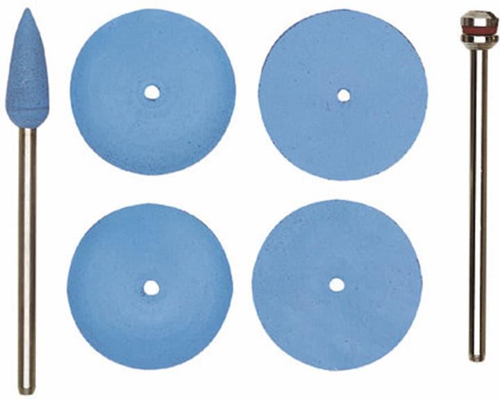 Molette al silicone 10 pz. Proxxon 616043700000 N. figura 1