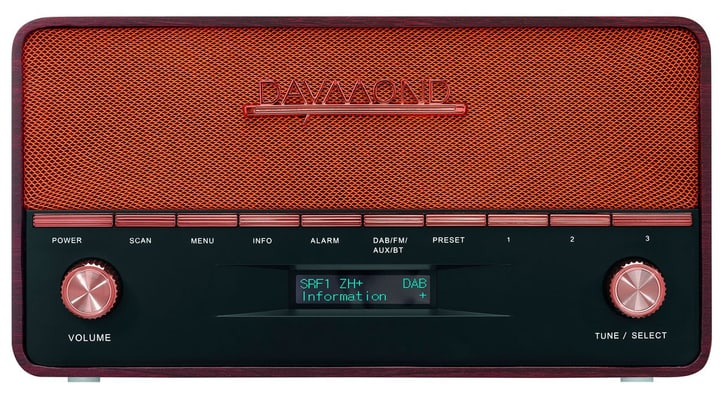 D.05.008 Radio DAB+ Daymond 773022000000 Photo no. 1
