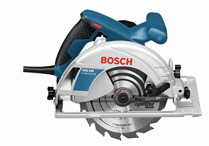 Scie circulaire GKS 190 Bosch Professional 616120400000 Photo no. 1
