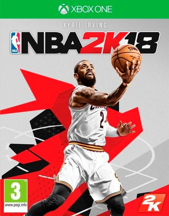 Xbox One - NBA 2K18 Physique (Box) 785300128539 Photo no. 1
