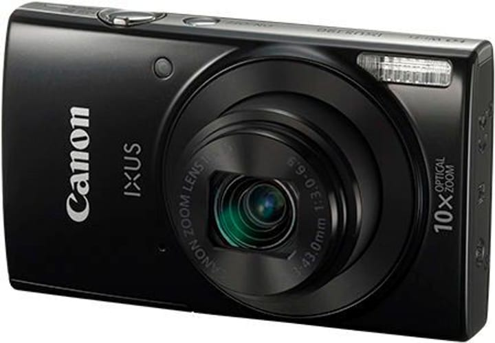 IXUS 190 schwarz Kompaktkamera Canon 785300125881 Bild Nr. 1