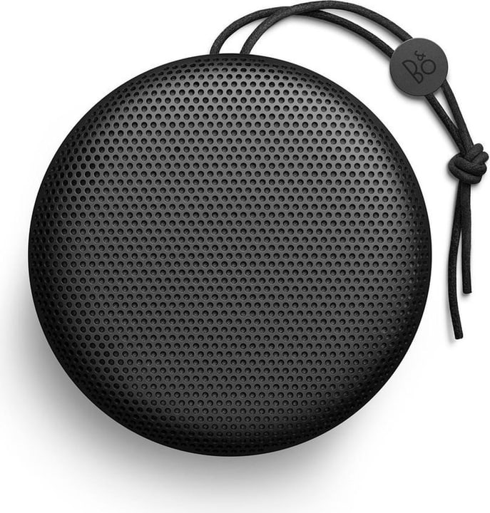 BeoPlay A1 - Nero Altoparlante Bluetooth B&O Play 772821500000 N. figura 1