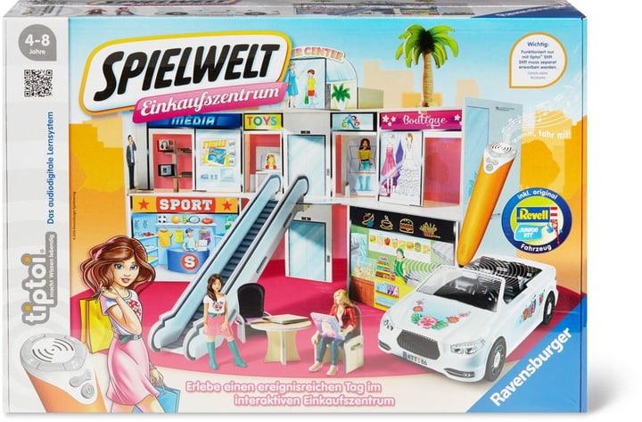 Tiptoi Spielwelt Einkaufszentrum (D) Ravensburger 74523569000016 Bild Nr. 1