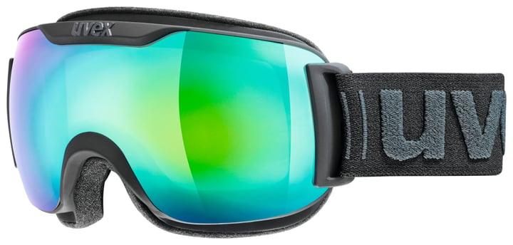 Downhill 2000 S FM Uvex 494969400120 Colore nero Taglie one size N. figura 1
