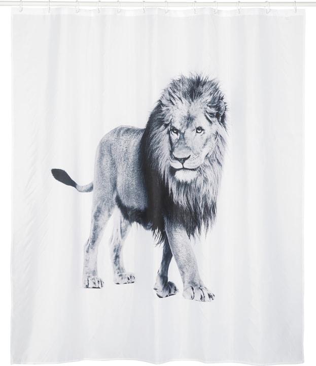 LION Duschvorhang 453152753410 Farbe Weiss Grösse B: 180.0 cm x H: 180.0 cm Bild Nr. 1