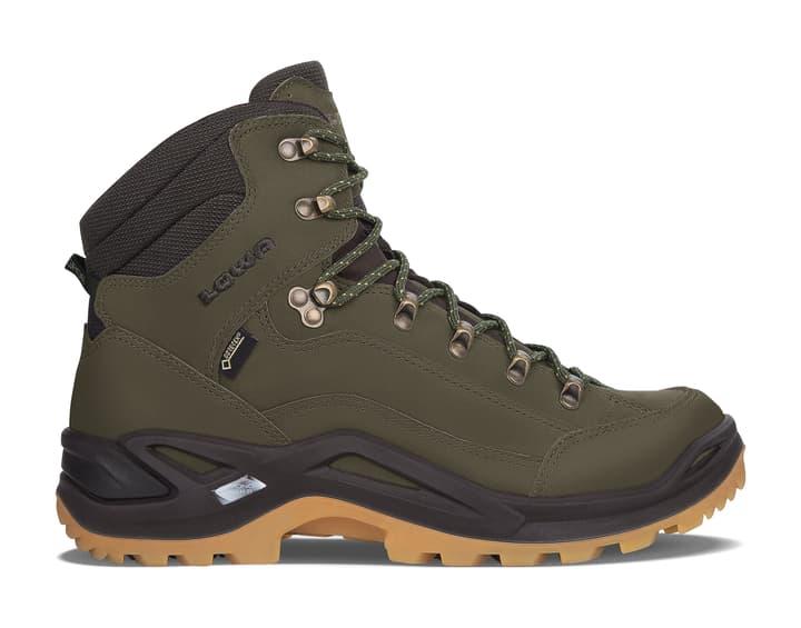Renegade GTX Mid Chaussures de randonnée pour homme Lowa 473304341563 Couleur vert foncé Taille 41.5 Photo no. 1