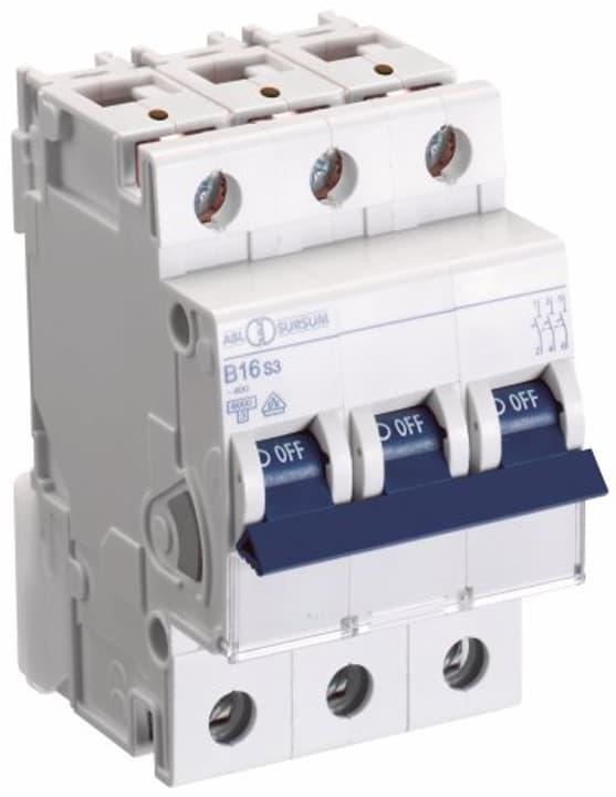 Image of ABL Einbauautomat 'C' 3x 32A 6KA Leitungschutzschalter