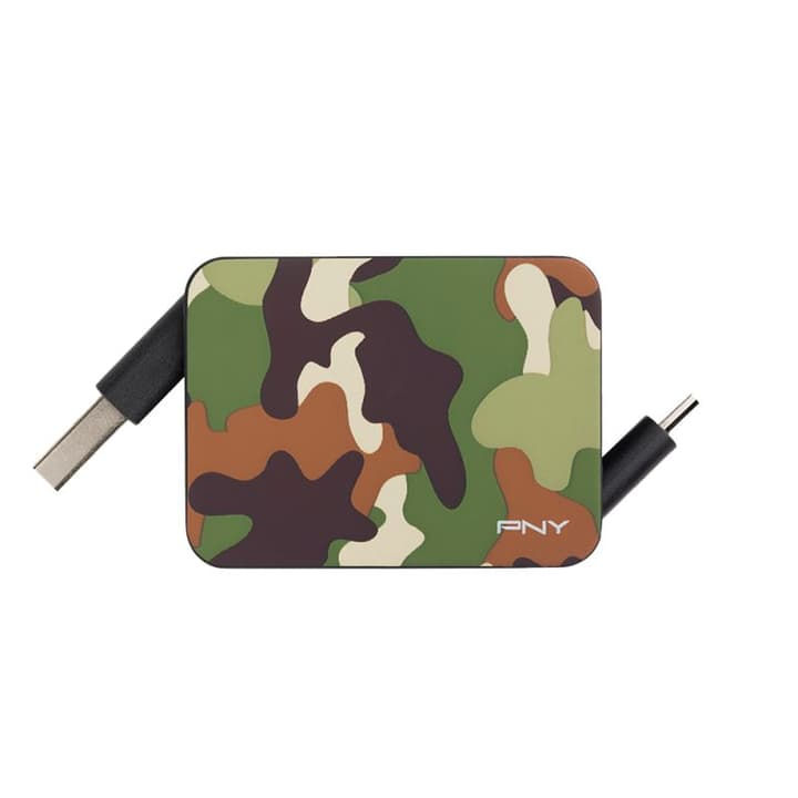 Roll-it Câble de Charge & SynchronisatMicro-USB vers USB Camo PNY Technologies 785300126722 Photo no. 1