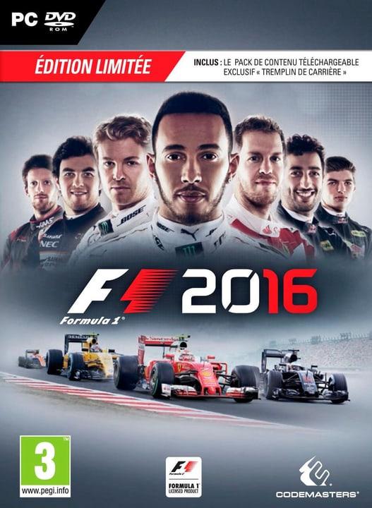 PC - F1 2016 (Limited Edition) Fisico (Box) 785300121160 N. figura 1