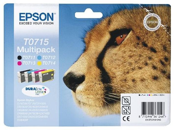 T07154010 Multipack cartuccie d'inchiostro Cartuccia d'inchiostro Epson 797483300000 N. figura 1