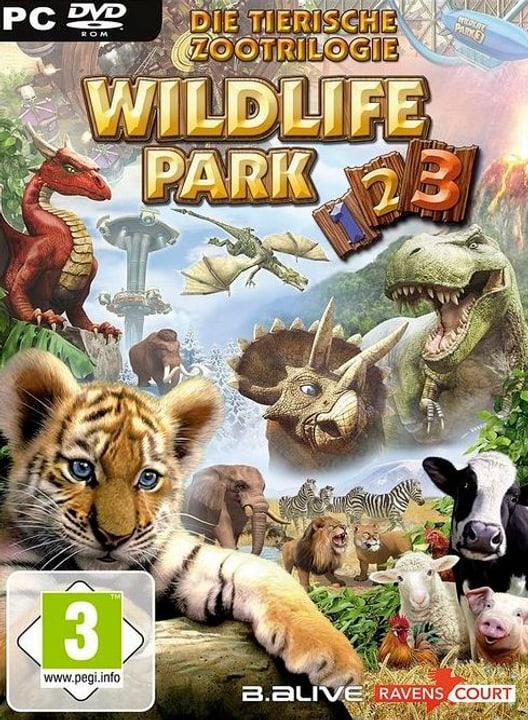 PC - Wildlife Park - Die tierische Zootrilogie Box 785300129713 Photo no. 1