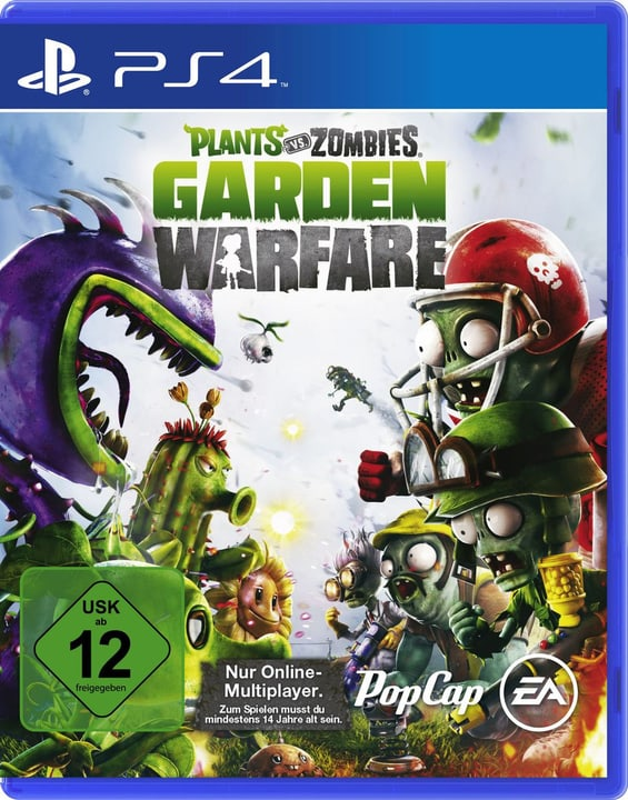 PS4 - Plants vs. Zombies: Garden Warfare 1 785300121829 N. figura 1
