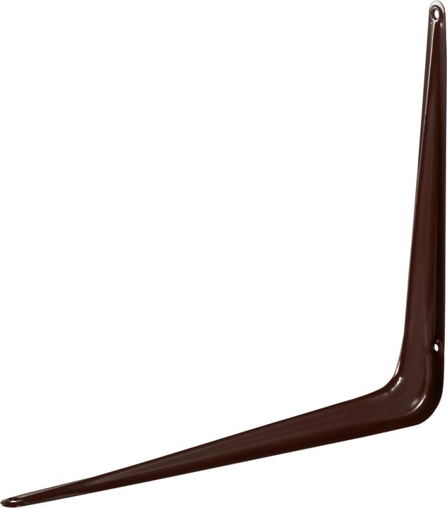 Mensola Latta 606058500000 Colore Marrone Taglio 300 x 350 mm N. figura 1