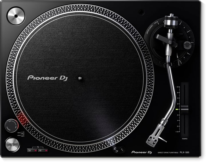 PLX-500-K - Noir Tourne-diques DJ Pioneer DJ 785300134779 Photo no. 1
