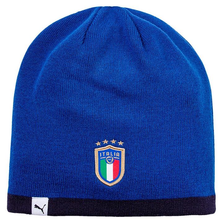 Italia Beanie Bonnet aux couleurs de l'équipe italienne de football Puma 498278399940 Couleur bleu Taille one size Photo no. 1