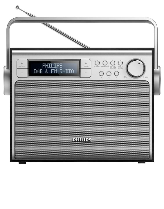 AE5020B/12 Digitalradio DAB+ Philips 773021500000 Bild Nr. 1