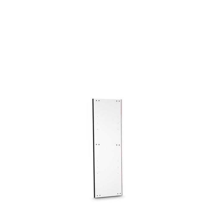 ANGELO Montant en bas 362019043403 Dimensions L: 35.8 cm x P: 2.2 cm x H: 118.0 cm Couleur Noir rayé Photo no. 1